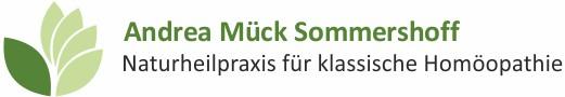 Logo der Naturheilpraxis Andrea Mück-Sommershoff